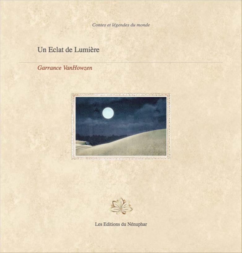 Un Eclat de Lumière - Garrance VanHowzen Couv_30